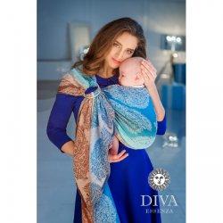 Diva Milano ring sling Essenza Oceano