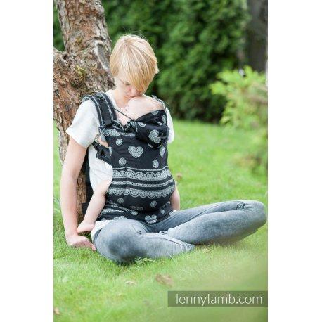 LennyLamb ergonomic carrier Glamorous Lace