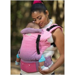 Indajani Evolution ergonomické nosítko - Bedund Pink