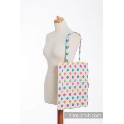 LennyLamb Bag Polka Dots Rainbow