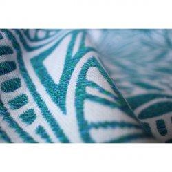 Yaro Urban Geo Puffy Dazzling Blue