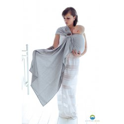 Little Frog Ring Sling Grey Cube