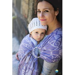 Little Frog Ring Sling Lilac Vision