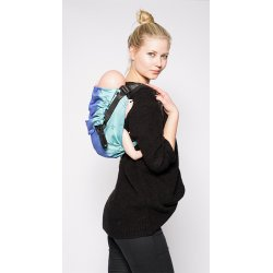 Kokadi Onbu Baby Carrier - Deep Space Milan