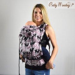 BabyMonkey ergonomické nosítko Regolo CatLike