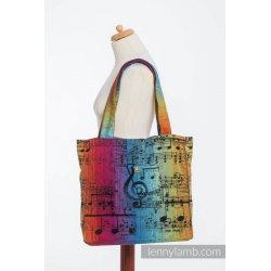 LennyLamb Shoulder Bag - Symphony Rainbow Dark
