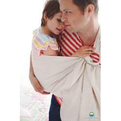 Little Frog Ring Sling Sandy Cube