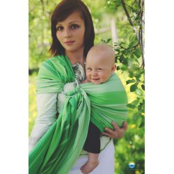 Little Frog Ring Sling Tsavorite