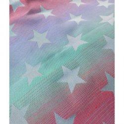 Yaro Shopper - taška - Stars Space Rainbow