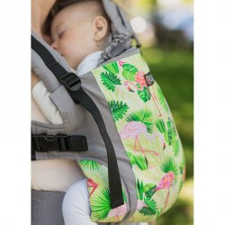Isara ergonomic carrier V3 Carribean Dream