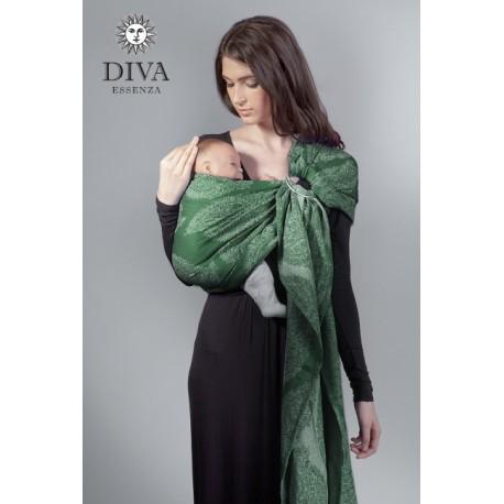 Diva Milano ring sling Essenza Pino