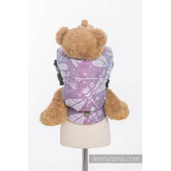 LennyLamb dětské nosítko pro panenky Dragonfly Lavender