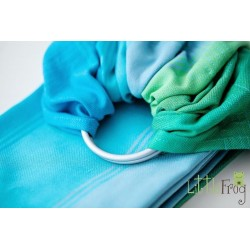 Little Frog ring-sling Marine Opal