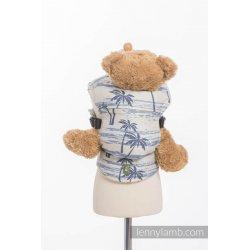 LennyLamb dětské nosítko pro panenky Paradise Island