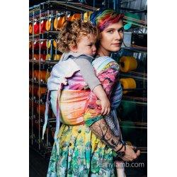 LennyLamb WRAP-TAI nosítko Rainbow Lace