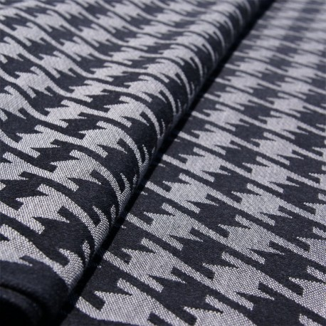 Didymos Houndstooth Anthracite
