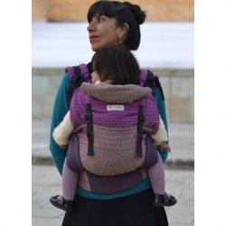 Indajani Evolution ergonomické nosítko - Beenda Violet