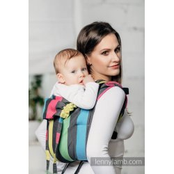 LennyLamb Onbuhimo back carrier - Night