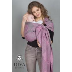 Diva Milano ring sling Essenza Perla