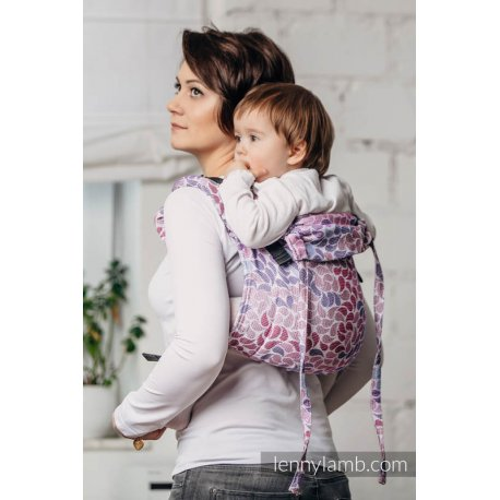 LennyLamb Onbuhimo back carrier - Colors Of Fantasy