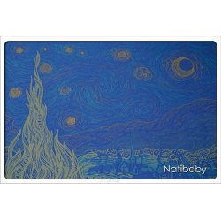 Natibaby Starry Night Azul