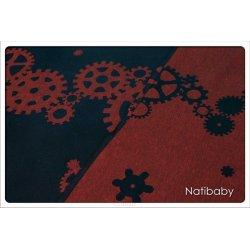 Natibaby Gears Vermelo