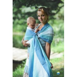 Little Frog Ring Sling Bamboo Euclase