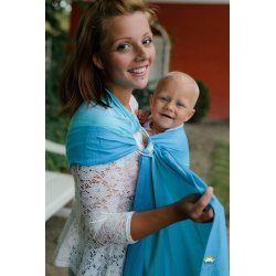 Little Frog Ring Sling Euclase