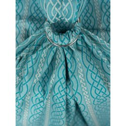 Oscha ring sling Braid Atoll