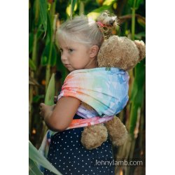 LennyLamb Doll Sling Swallows Rainbow Light