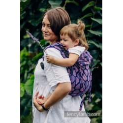 LennyLamb Onbuhimo back carrier - Joyful Time With You