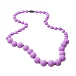 Silicone beads Mama Chic - Lila