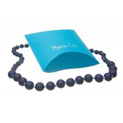 Silikonové korále Mama Chic - Námořnická modrá
