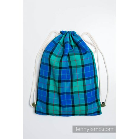 LennyLamb SackPack Countryside Plaid