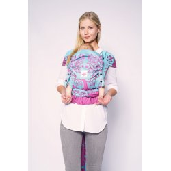 kokadi baby carrier WrapStar - Erna in Wonderland