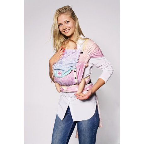 kokadi baby carrier WrapStar - Marie in Wonderland