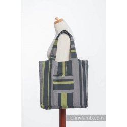 LennyLamb Shoulder Bag - Smoky - Lime