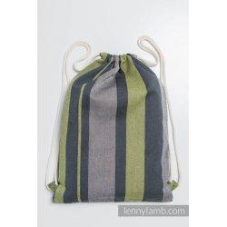 LennyLamb Bag SackPack Smoky - Lime