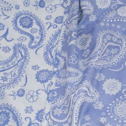 Fidella Persian Paisley - royal blue