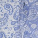 Fidella Persian Paisley - royal blue