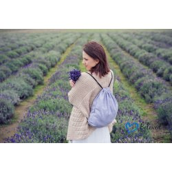 Beloved slings pytlík Linen & Silk Flourish