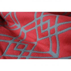 Yaro Paragon Contra Red Grey Hemp Wool