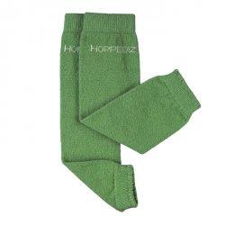 Baby leg warmers Hoppediz cashmere/merino - kiwi