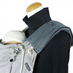DidyPad Padded Shoulder Straps - Doubleface Anthrazit