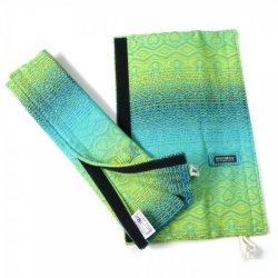 DidyPad Padded Shoulder Straps - Herzen Malachit