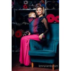 LennyLamb ergonomické nosítko Big Love - Black Opal