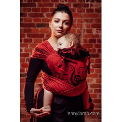 LennyLamb WRAP-TAI nosítko Symphony Flamenco