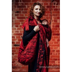 LennyLamb Hobo bag Symphony Flamenco