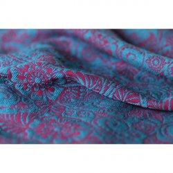 Yaro Ava Puffy Brick Blue Wool