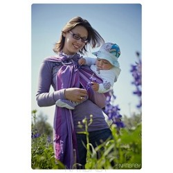 Natibaby Ring Sling Brezo
